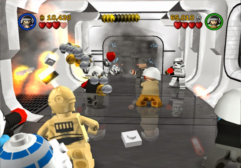 Cheat Lego Star Wars II: The Original Trilogy PS2
