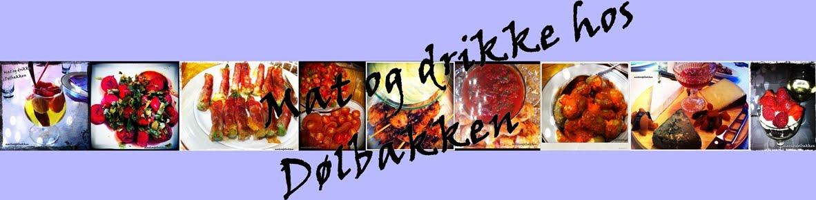 Mat og drikke hos Dølbakken