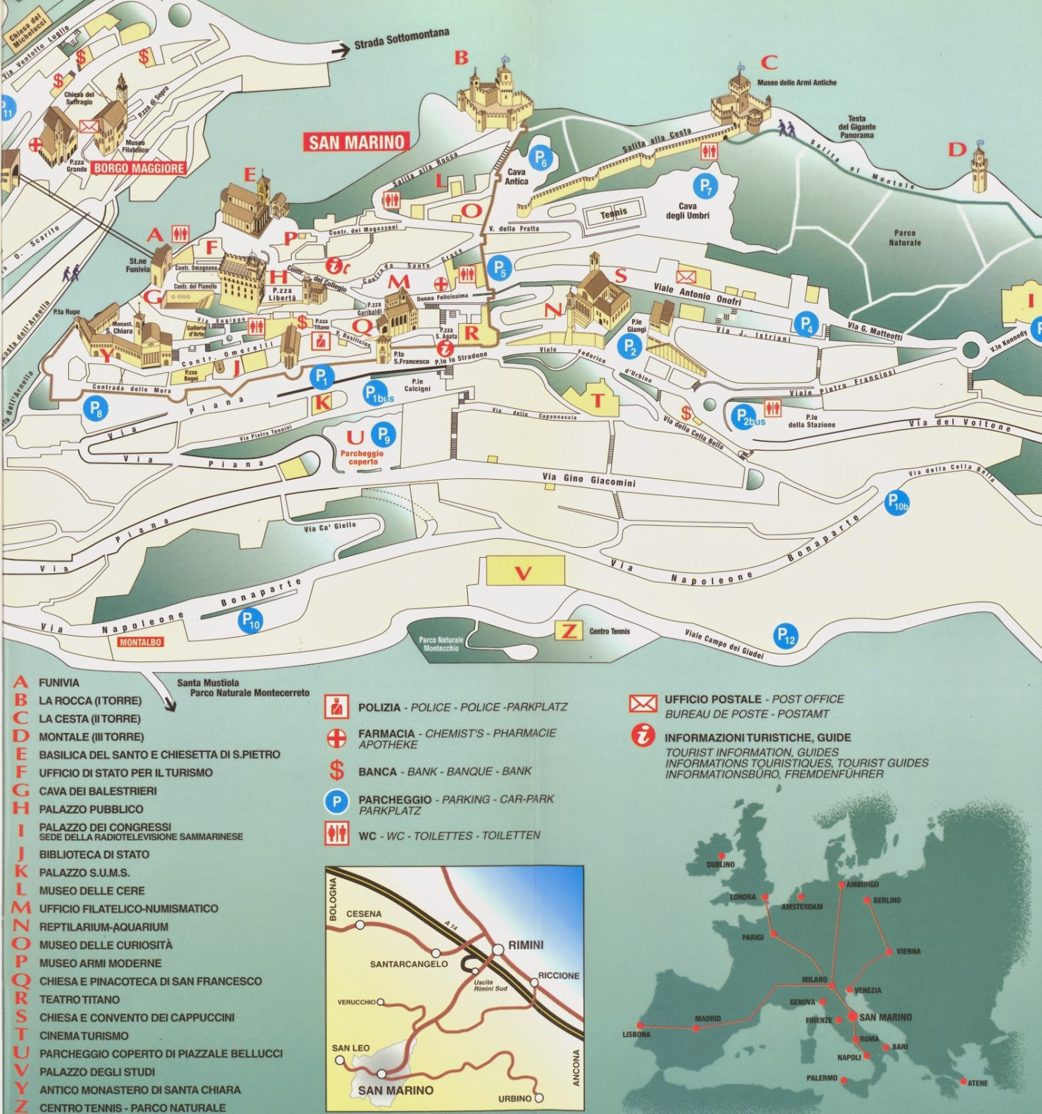Plano de San Marino