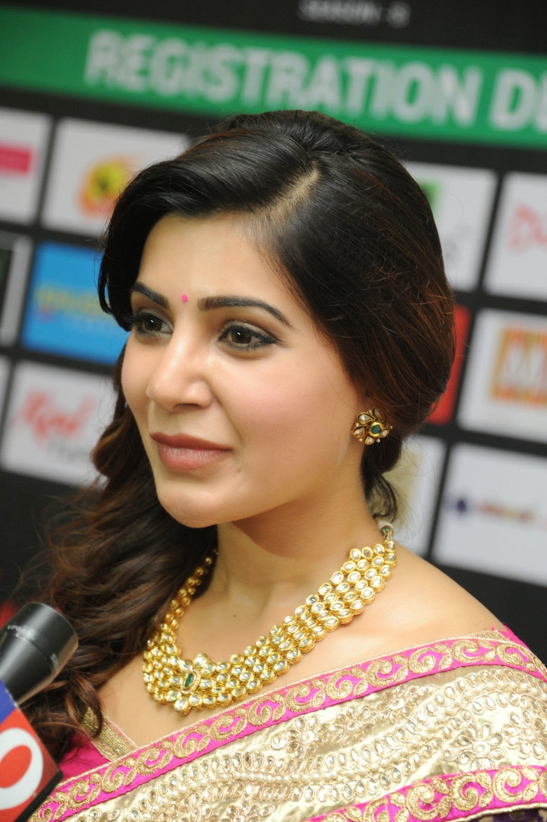Samantha gorgeous photos in saree-HQ-Photo-7