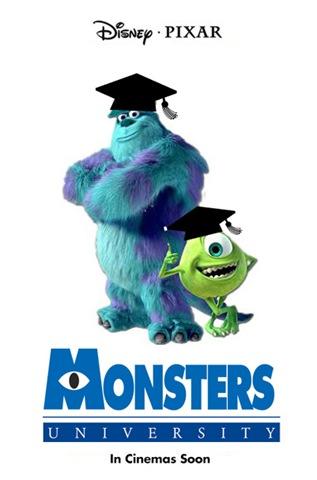 monsters university, movie