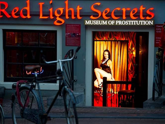 holanda la prostitucion: