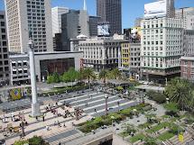 Transitions Macy' Window- Union Square Sf