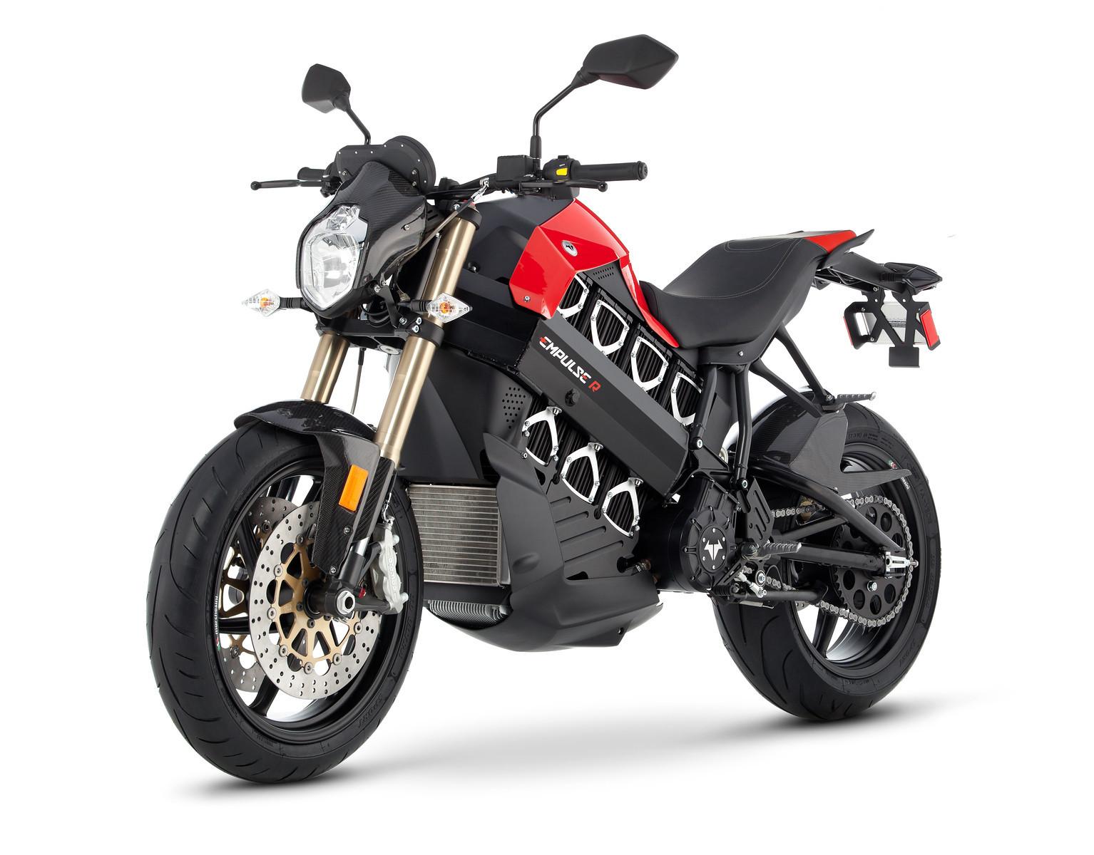 Brammo Empulse R Electric Motorcycle 1