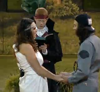 Big Brother 15 Amanda McCrae Wedding 2013