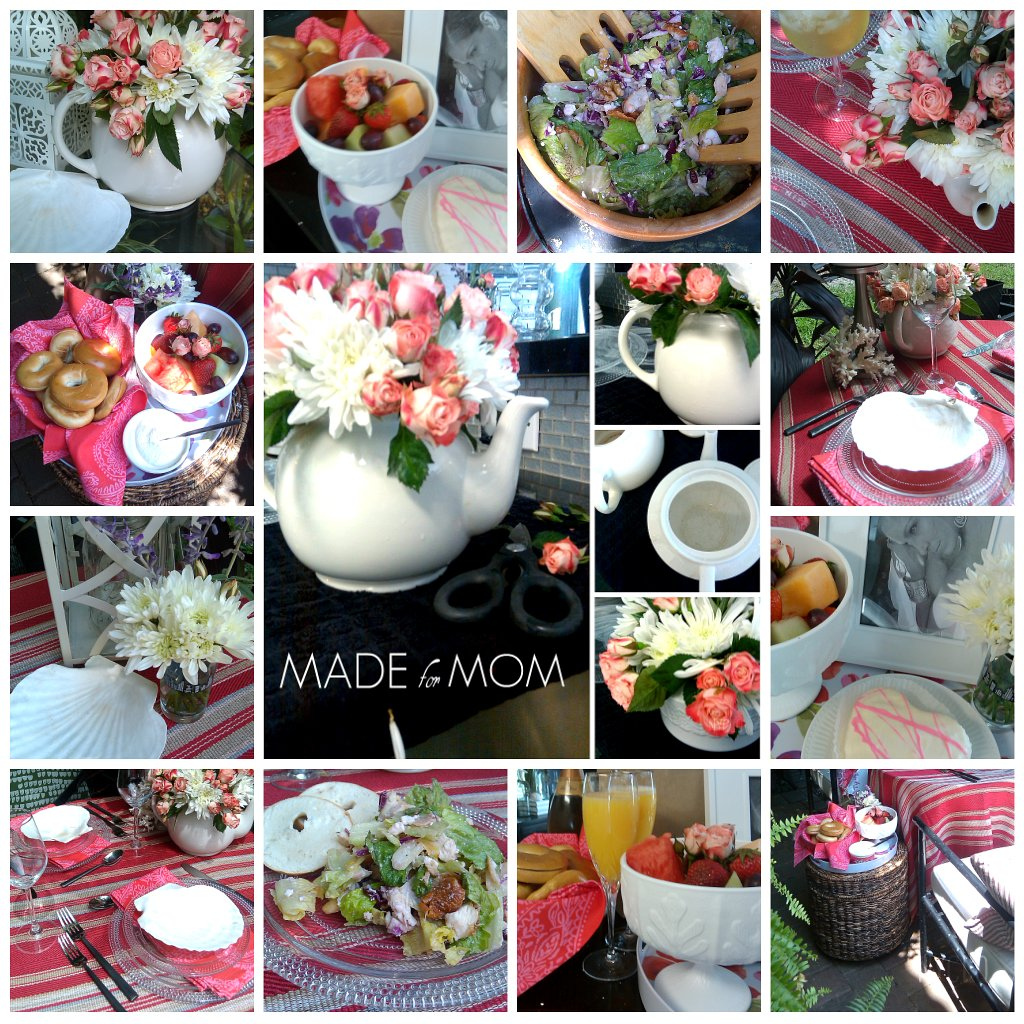 focal point styling a mother u0027s day diy brunch dining alfresco