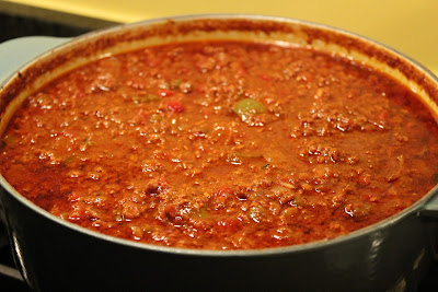 Easy no-bean chili