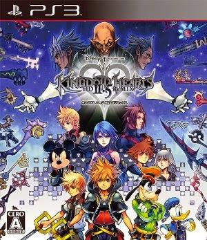 Kingdom Hearts HD 2.5 ReMIX – PS3
