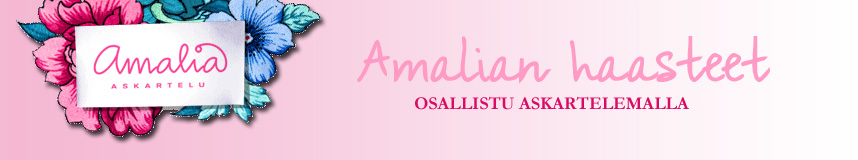 Amalian haasteet