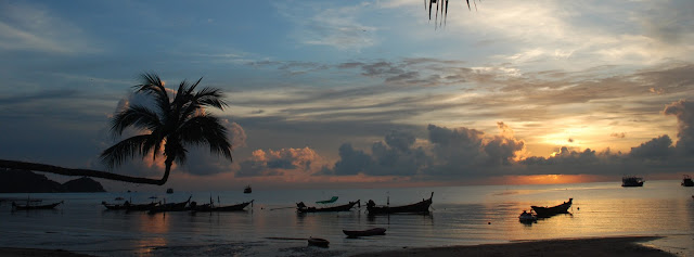 Facebook Cover Photo - Thai Sunset
