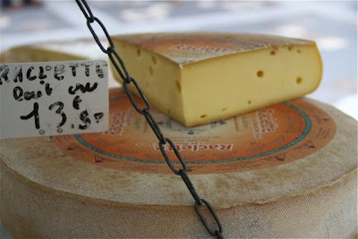 Queso Raclette. Blog Esteban Capdevila