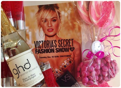 Productos regalo GDH para la Victoria's Secret Fashion Show 2013 y Candice Swanepoel