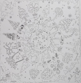 December Sketchy