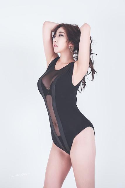 3 Kim Da On - Studio Photo Shoot - very cute asian girl-girlcute4u.blogspot.com