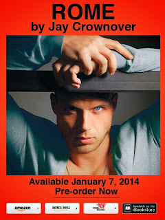 **COVER REVEAL PUZZLE #3** for ROME by Jay Crownover