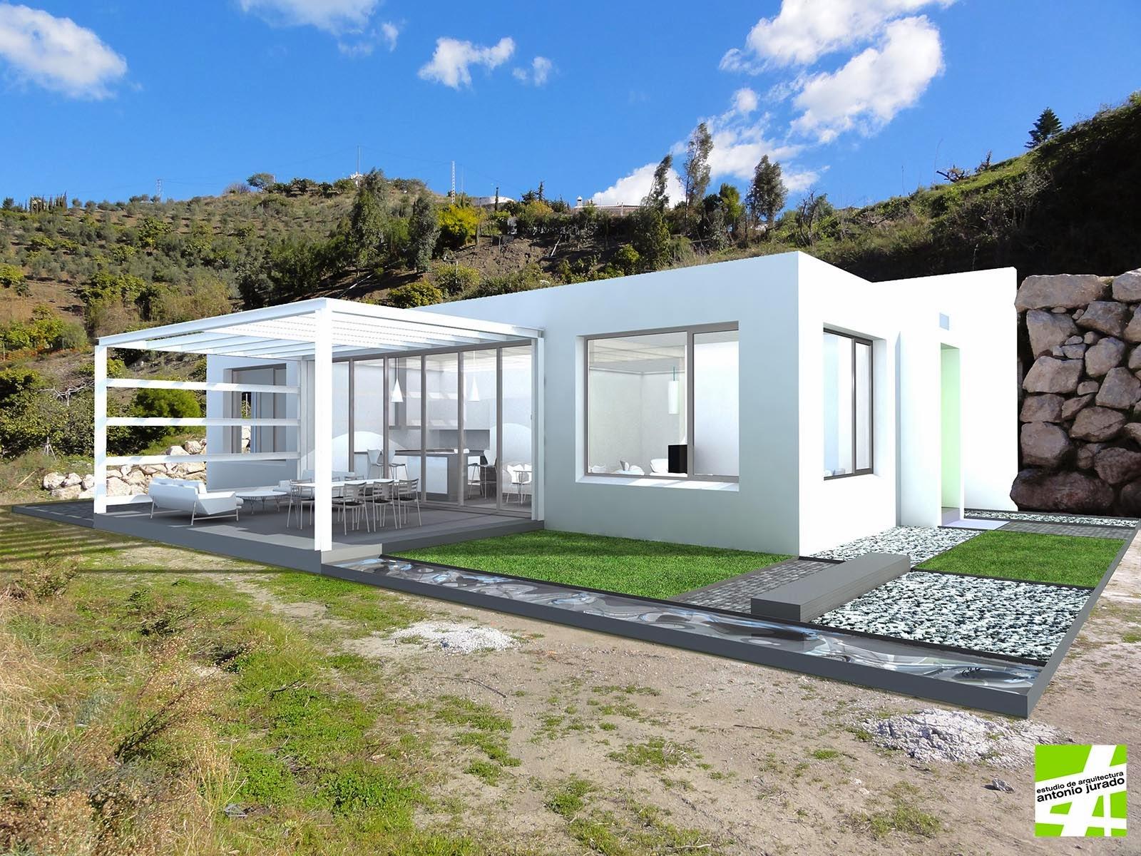 Reforma interior de loft torrox m laga estudio de - Arquitectos en malaga ...
