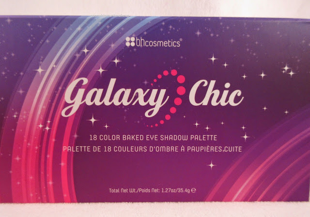 Galaxy Chic Palette