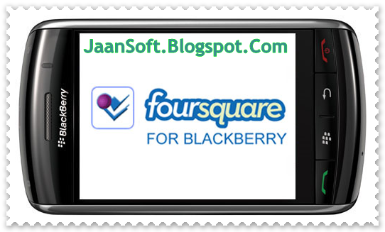 Download- Foursquare For Blackberry 10.4.1.1708 Latest Free