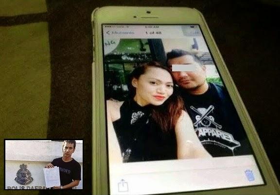 Gempar Ezany kongsi gambar Isteri dan Skandal di facebook
