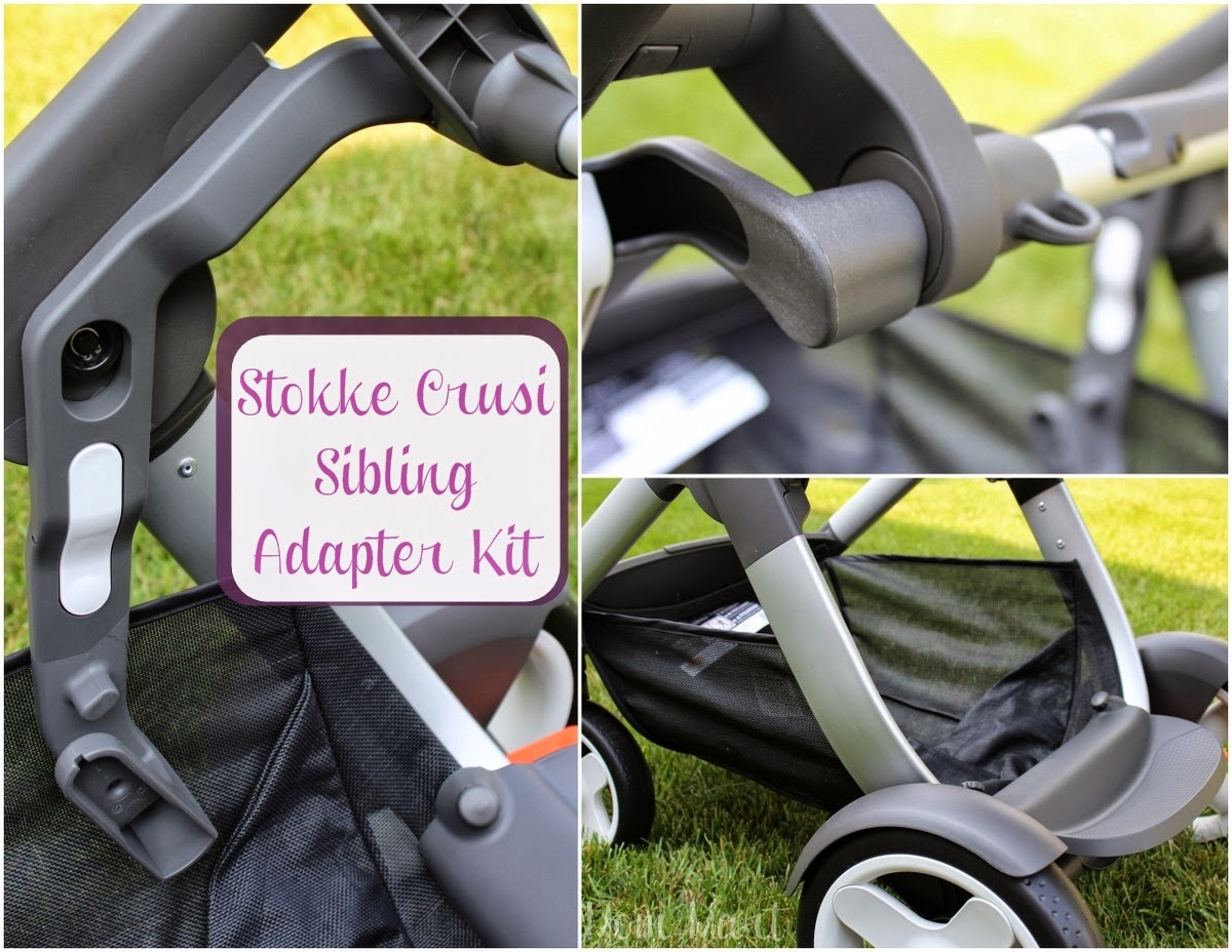 Mom Mart The Multifunctional Stokke Crusi Stroller With Sibling