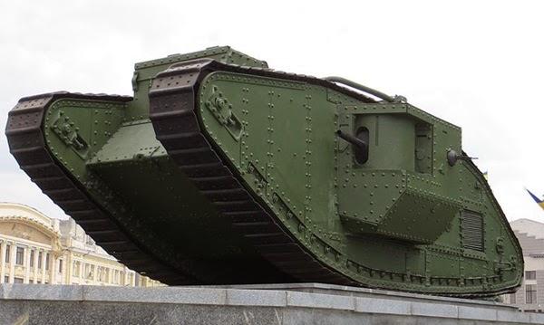 Mark V Female Tank