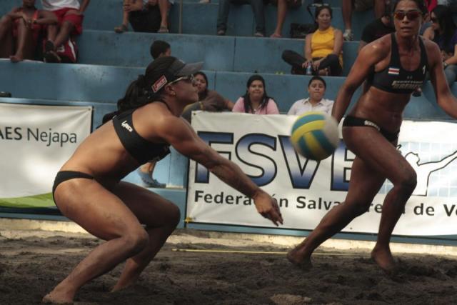 Natalia Alfaro e Ingrid Morales