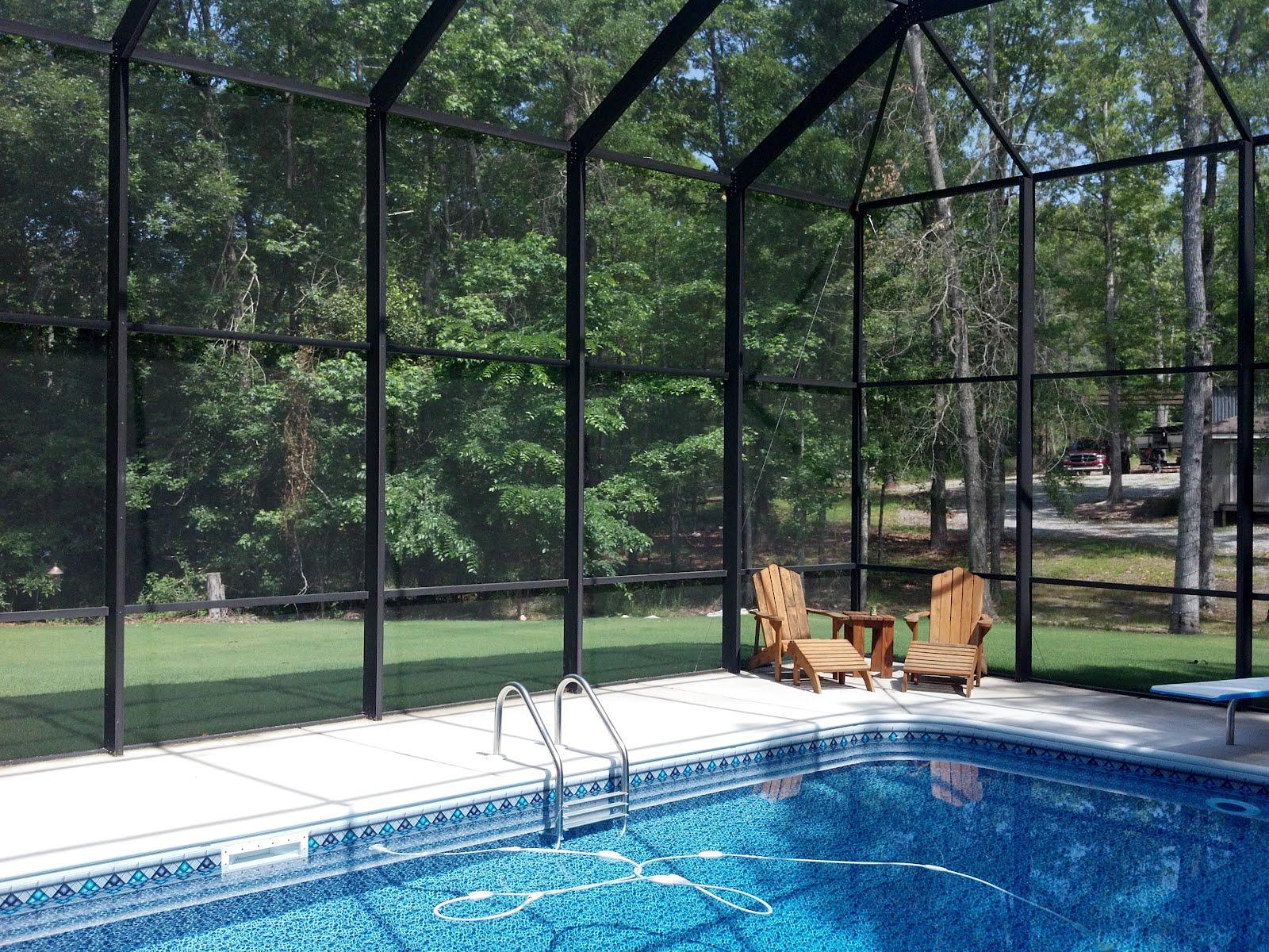pool enclosures usa pool enclosure screen options