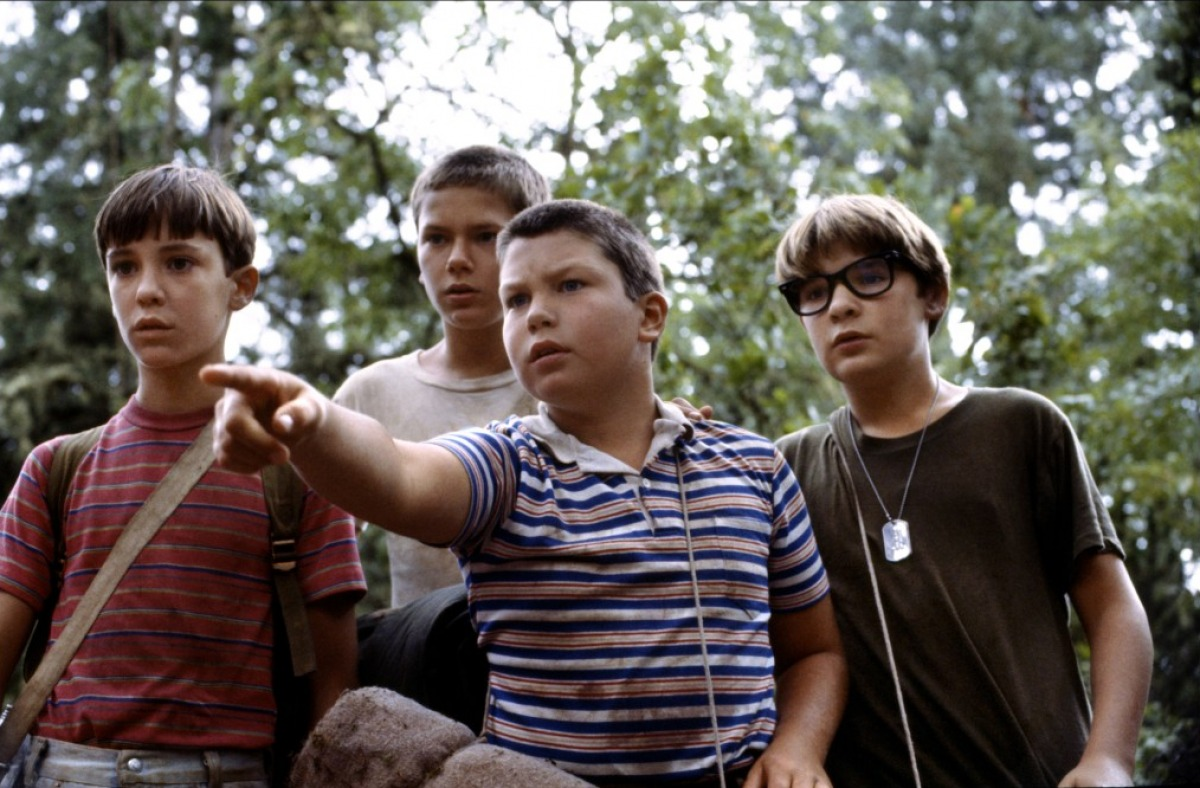 "stand by me movie review for O ne of the classic films from the 1980's, ""stand by me"" this movie is rated r because of language, but compared to some movies."