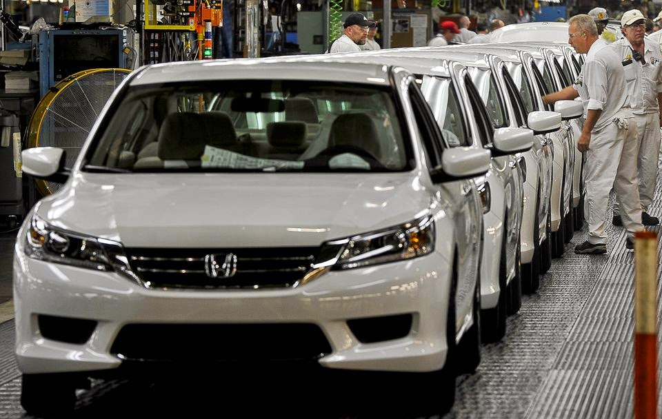 Honda Face Serious Problems In Preparation Plant in Mexico