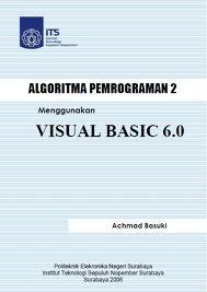 EBOOK VISUAL BASIC 6 LENGKAP BAHASA INDONESIA
