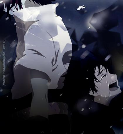 Sasuke Uchiha & Naomi Hatake