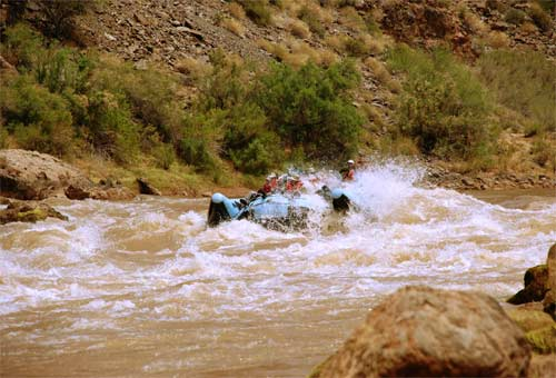 Grand Canyon rafting by Jeanne Selep Imaging