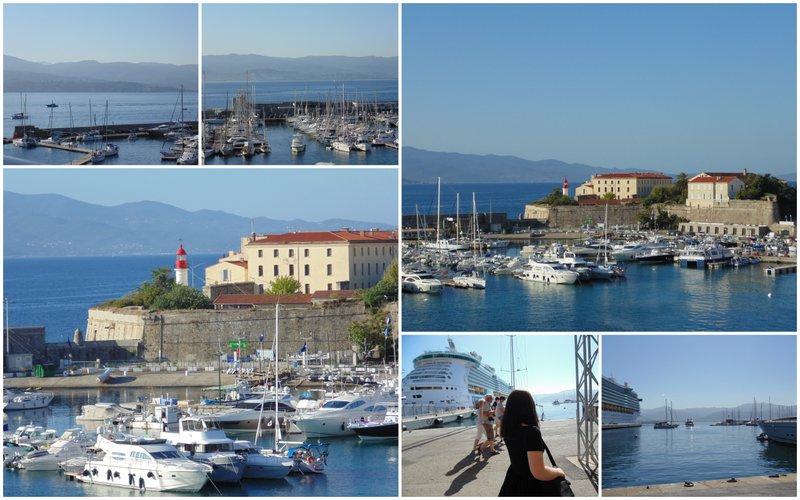 Cruise Photo Diary + OOTD: Ajaccio, Corsica