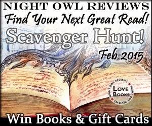 Night Owl Reviews - Scavenger Hunt