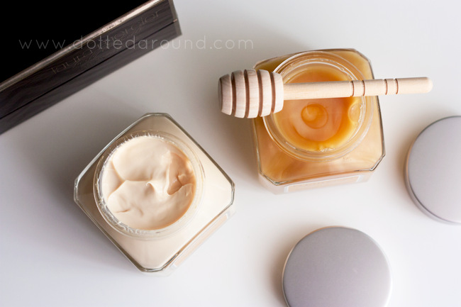 Laura Mercier golden honey musk