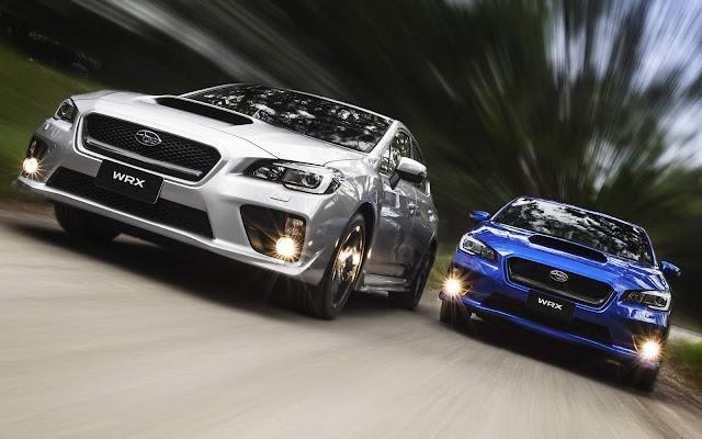 Novo Subaru WRX 2015