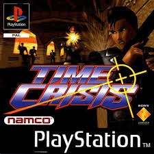 ROMs - Time Crisis - PS1 - ISOs Download