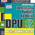 Apostila Concurso DPU Agente Administrativo 2015