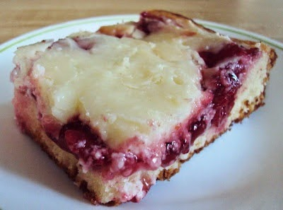 Danish Cherry Cheesecake Recipe
