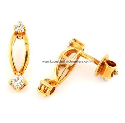 daily wear diamond earrings