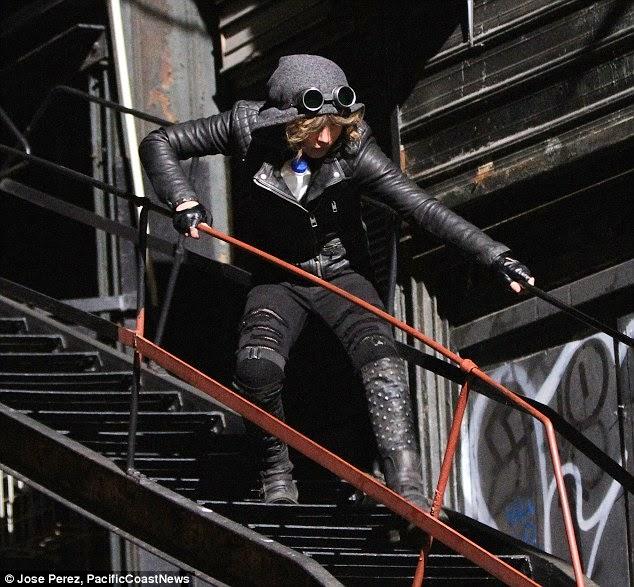 """Primera imagen de Camren Bicondova como Selina Kyle / Catwoman en la serie """"Gotham"""""""