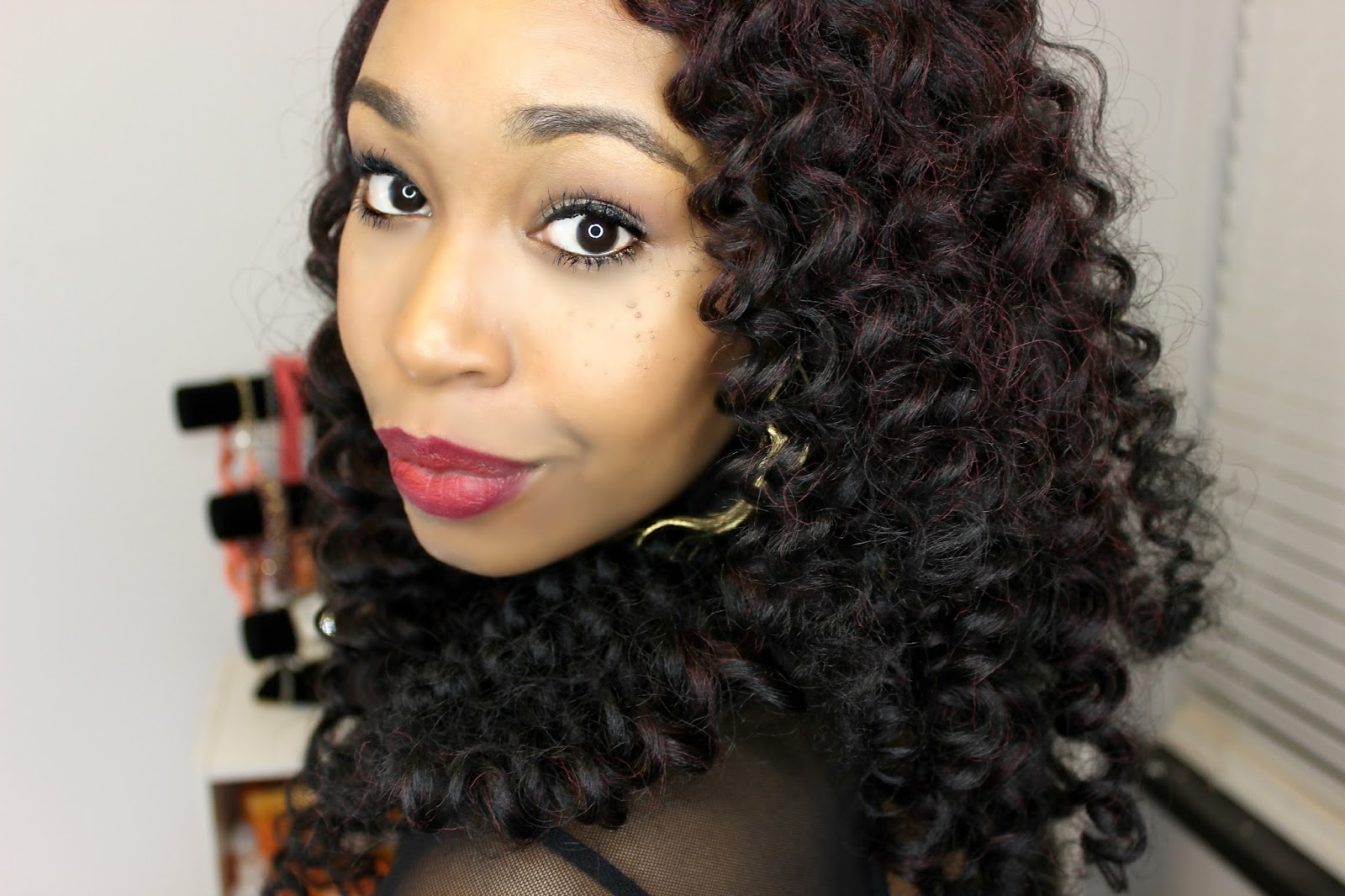 Curly Crochet Braids With Xpression Hair : ... Design: Crochet Braids Outre X-Pression Cuevana Twist Braid Hair