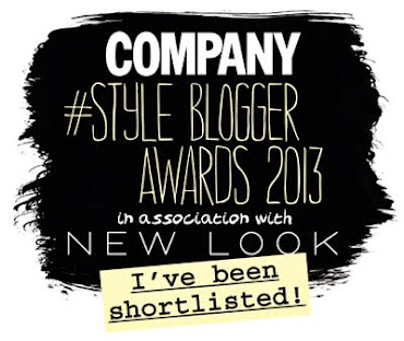Fashion Tatt was shortlisted for Best Fashion Blog 2013