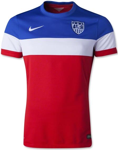 Toko Baju Bola Online Terpercaya Dan Bergaransi Untuk Baju USA Away Piala Dunia 2014