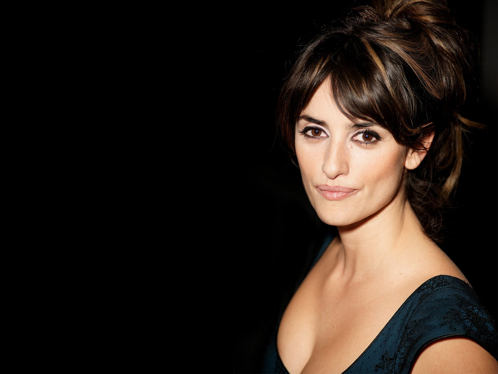 Female Celebrities Spanish Actress Penelope Cruz Wallpapers