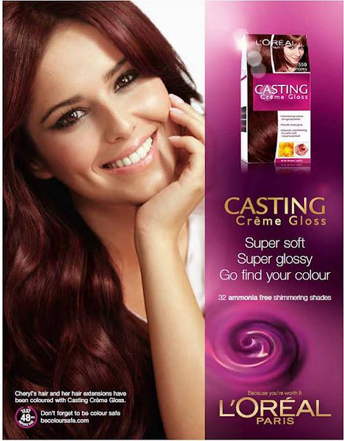 L'oreal couleur pour cheveux
