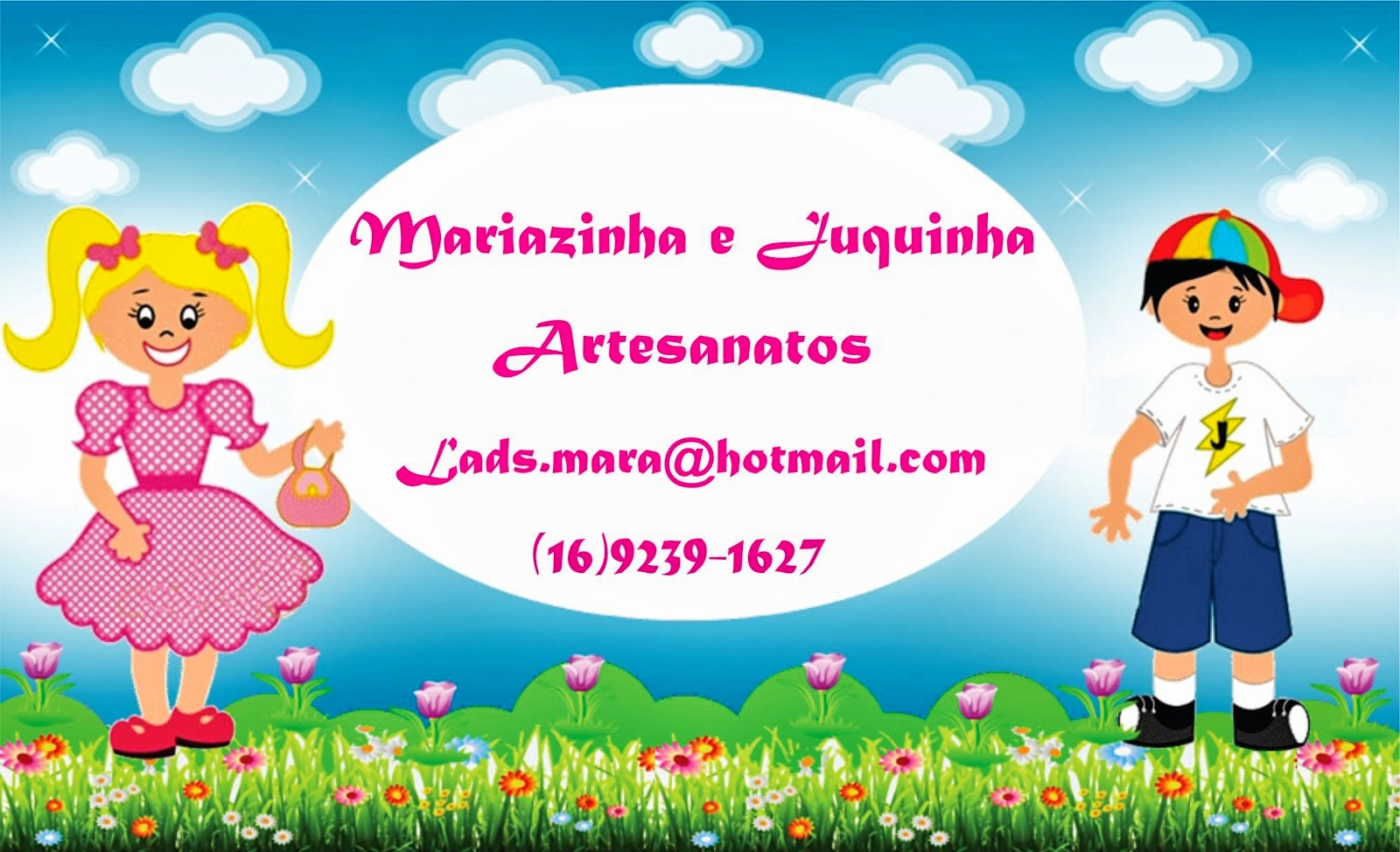 Mariazinha &  Juquinha Artesanatos