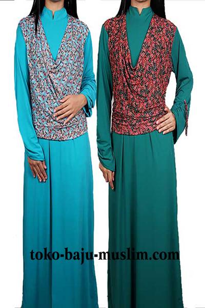 Model Baju Gamis Muslim Murah Tampil Berkualitas Baju