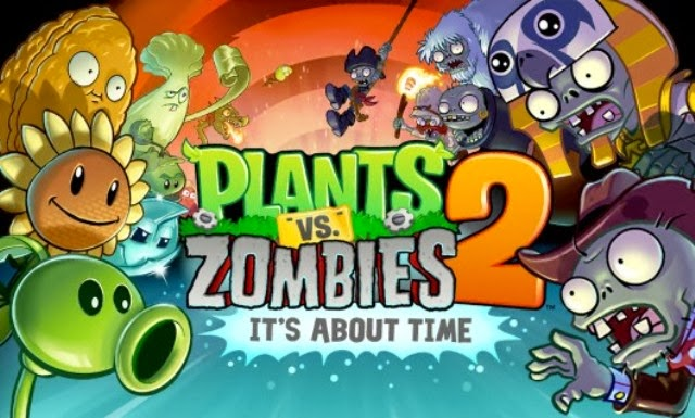 Plants vs. Zombies 2 3.0.1 MOD APK