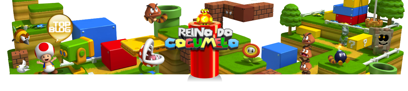 Reino do Cogumelo ��